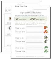reading worksheets all kids network