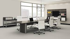 D Shaped Conference Table Intermix Office