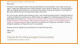informal letter format in english images letter samples format