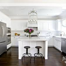 Best  Small Kitchen With Island Ideas On Pinterest Small - Small kitchen white cabinets