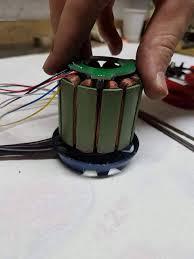 add hall sensor fail broke coper wire update success esk8