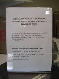 ouverture du bureau de poste liverdun le bureau de poste liverdunois suite et fin provisoire