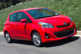 used 2014 toyota yaris for sale pricing u0026 features edmunds