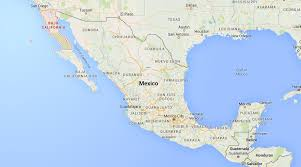 map of mexico and california where is baja california on map mexico world easy guides