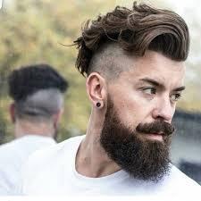 modern undercut hairstyle ideas about tapered beard styles undercut hairstyle