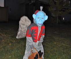 Flying Monkey Halloween Costume Flying Monkey Wizard Oz