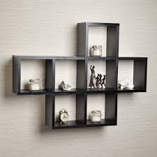 living room amazing furniture mid century wood wall shelf