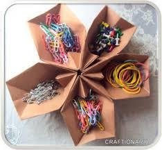 Origami Desk Organizer Organizer Allcrafts Free Crafts Update