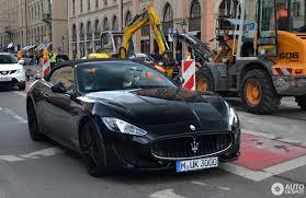 maserati grancabrio black maserati grancabrio sport 2013 4 february 2017 autogespot