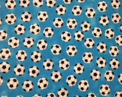 soccer wrapping paper soccer pillowcase etsy