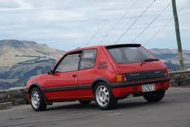 peugeot cars usa gallery of peugeot 205 gti
