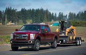 get sued the easy way tow trailers with pickups medium duty