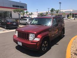 used jeep liberty 2008 2008 used jeep liberty 4wd 4dr sport at kearny mesa toyota serving