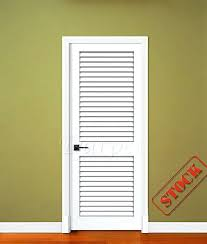 Home Depot Louvered Doors Interior Louver Interior Door Louver Door Louvered Closet Doors