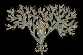 the secret nightlife of indian trees as illustrated by gond tribal