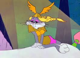 argue internet explained bugs bunny
