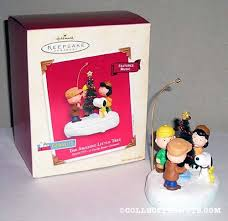 peanuts snoopy hallmark ornaments collectpeanuts