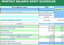 excel balance sheet template instant balance sheets excel templates profit loss millennium