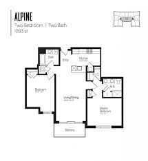 apartment floor plans u0026 pricing the vue in hackensack nj