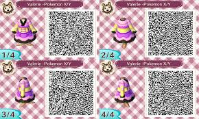 animal crossing new leaf qr code hairstyle acnl valerie qr by kaitlechvondraconius on deviantart qr
