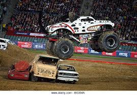 monster truck crash stock photos u0026 monster truck crash stock
