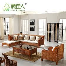 hotselling wicker bamboo cane wood furniture sofa set price buy