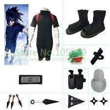 Sasuke Halloween Costumes Achetez En Gros Sasuke Halloween En Ligne à Des Grossistes Sasuke