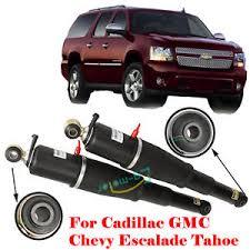 2004 cadillac escalade rear air shocks 2x rear air suspension strut shocks for cadillac escalade gmc