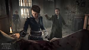 assassins creed syndicate video game wallpapers watch jack the ripper stalk london in assassin u0027s creed syndicate