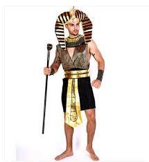 Egyptian Halloween Costume Male Female Pharaoh Egypt Cosplay Costumes Halloween