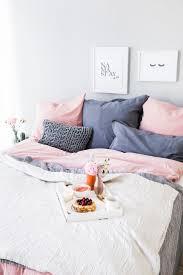 Schlafzimmer Einrichten Rosa Die Besten 25 Rosa Graue Schlafzimmer Ideen Auf Pinterest Rosa