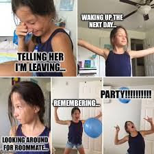 Looking Around Meme - image tagged in roommate is goneparty imgflip