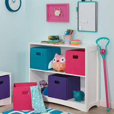 White Beadboard Bookcase by Riverridge Kids White Open Bookcase 02 022 The Home Depot