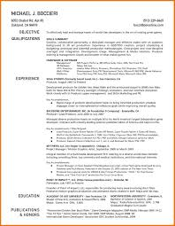 Baseball Resume 1 Or 2 Page Resume 3 Dock Free Resume Templates