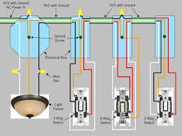 magnificent how to wire a 4 way switch and wiring diagram multiple