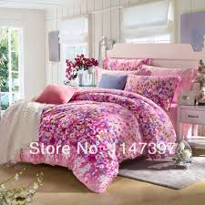 girls purple bedding set shop picture more detailed picture about fashion tencel
