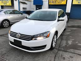 volkswagen sedan 2015 used 2015 volkswagen passat wolfsburg edition sedan 10 990 00