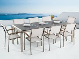 Outdoor Patio Furniture Ottawa by Outdoor Patio Dining Set With A Modern Design And Stainless Steel