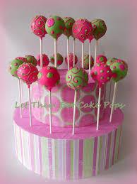 pink cake pops for baby shower 6ca13f5d1ee21d719ed59da92c14d968