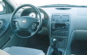 new nissan maxima interior 2003 nissan maxima information and photos zombiedrive