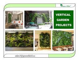 vertical green wall garden vertical hanging garden irrigation