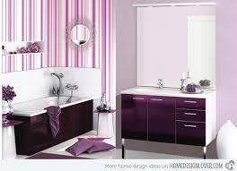 wallpaper designs for bathrooms furniture purple bathroom design ideas 16 cute furniture purple