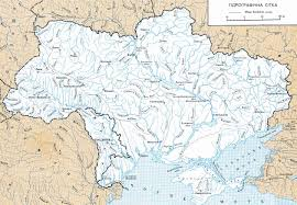Europe Rivers Map by Detailed Rivers Map Of Ukraine In Ukrainian Ukraine Europe
