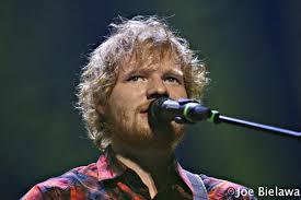 ed sheeran xcel ed sheeran amazes sellout crowd at xcel energy center in st paul