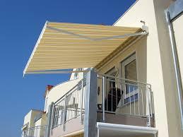 balkon markise ohne bohren werner feinauer meisterfachbetrieb