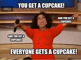 Cupcake Memes - oprah cupcake meme random pinterest oprah meme and memes