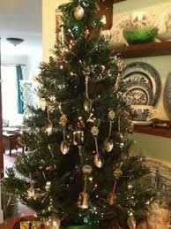 miniature kitchen utensils tree ornaments set of 8