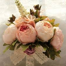 cheap wedding bouquets cheap wedding flowers online silk wedding bouquets ericdress