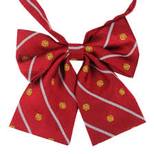 halloween neckties japanese style fashion uniform cosplay bow tie bowknot