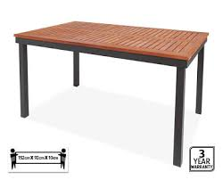 Aluminium Patio Table Aluminium Patio Table Aldi Australia